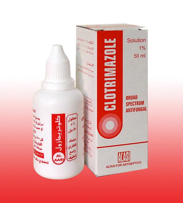 Таблетки клотримазола для лечения грибка ногтей